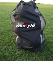 Heavy Duty Football Netball Rugby 12 Ball Carry Sack Holdall Bag Brand New