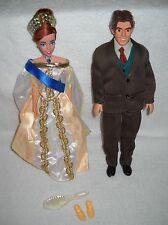 #8697 New Displayed Only No Box Galoob Anastasia & Dimitri Always & Forever Doll