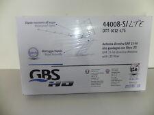 Antenna DIRETTIVA attacco F per DTT 10 ELEMENTI 44008-S/LTE GBS