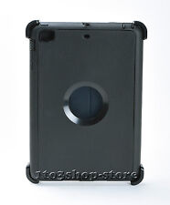 Dustproof Hard Case w/Stand Cover Similar OtterBox Defender for iPad Mini 1 2 3