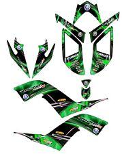 Raptor 700R Graphics kit Yamaha 700 Kit 2006 2007 2008 2009 2010 2011 2012 decal