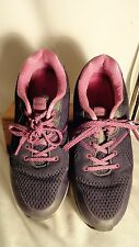 Vionic Emerald Black/Pink Synthetic, Lace Up Sneaker/Athletic Shoes, Womens 6/37