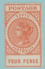 South Australia 150 Mint Hinged OG * NO FAULTS EXTRA FINE !