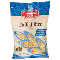 Arrowhead Mills Natural Puffed Rice Cereal 6 oz Pkg