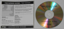 Pure Bathing Culture - Pray For Rain (3:45) - 2015 Promo CD Single