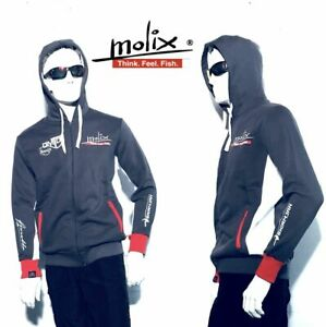 Molix Companie Full Zip Sweatshirt Hoodie