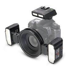 Meike MT-24S Macro Kit 2x MK-R200 Flash + MK-GT620 Trigger Transmitter per Sony