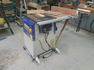 Charnwood W629 cast iron table saw