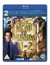 Night at The Museum 1 and 2 Region a Blu-ray