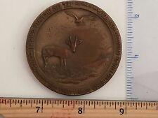 Israeli1985 Nature Reserve Authority Art Coin, RFM 19394