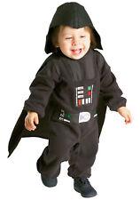 Rubie's Costume Star Wars Darth Vader Toddler Romper NEW