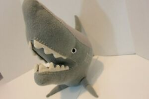 Target Pillowfort Brown shark felt animal head wall hanging nursery taxidermy
