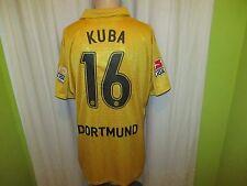 Borussia Dortmund Kappa 100 Jahre Jubiläum Trikot 2009 + Nr.16 Kuba Gr.XXXL