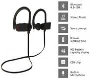 Waterproof Bluetooth Earbuds Sports Wireless Headphones in Ear Stereo Headset US