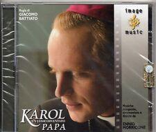 ENNIO MORRICONE CD colonna sonora OST 2005 KAROL UN UOMO DIVENTATO PAPA sealed