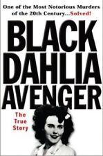 Black Dahlia Avenger Hodel, Steve Hardcover