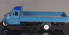 1 43 EBBRO MMP Model Mazda T2000 3-wheels Truck 1962 Blue #.43848