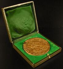 Medalla La iglesia y la Abadía de Montivilliers 72 mm 1969 Normandia Medal