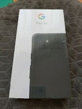 Brand New Google Pixel 3a - 64GB - Just Black (Unlocked) Sealed
