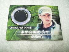 Stargate Costume Card Colonel Jack O'Neill