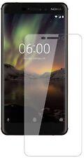 Schutzfolie für Nokia 6 (2018) Panzerfolie klar 9H Display Folie dipos Glass