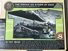 DETH KILLERS of Bushwick 2000 Vol. 1 #8 T-shirt L Des Kiraz The Macho Ice Storm