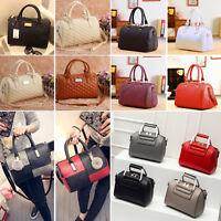 Fashion Women Handbag Tote Purse PU Shoulder Bag Messenger Hobo Bag Satchel