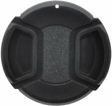 PRO 62mm Lens Cap center pinch snap on Front Cover string for Canon Nikon Sony