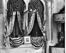 New Photo: Abraham Lincoln's Box at Ford's Theatre in Washington, DC - 6 Sizes!