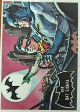 "1966 Topps Batman Black Bat ""The Bat Signal"" #3"
