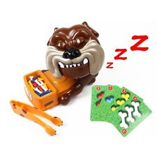 New Parent-child Tricky Toy Games Flake Out Bad Dog Bones Cards Fun Party Game