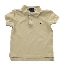 Ralph Lauren Yellow Polo Shirt