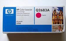 Genuine HP Color Laserjet Q2683A 311A Magenta Toner Printer Cartridge 3700 New