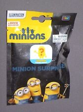MINIONS Minion Surprise Small Blind Figure Pack Movie Thinkway NEW