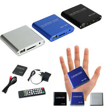 New Full HD 1080P USB Media Player With HDMI/AV/SD/MMC MKV AVI Blue-ray Movies