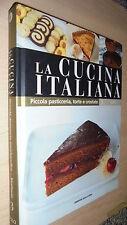 LA CUCINA ITALIANA:GRANDE DIZIONARIO ENCICLOPEDICO.RICETTARIO N.3 DOLCI 2008 OK+