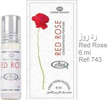 Red Rose - 6ml (.2 oz) Perfume Oil  by Al-Rehab