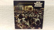 New Orleans Street Parade Original Olympia Brass Band Promo Copy Vinyl Record