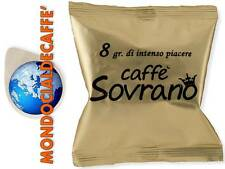 1000 CIALDE CAPSULE CAFFE SOVRANO TOP ARABICO COMPATIBILE LAVAZZA ESPRESSO POINT
