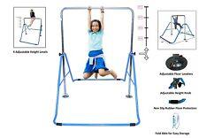 Kids Jungle Gym Gymnastics Horizontal Monkey Kip Bar Deluxe Kip Bar Training