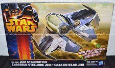 """Hasbro Star Wars Mission Series 3.75"""" Vehicle The Obi-Wan Jedi Starfighter"""
