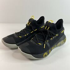 Under Armour Curry 6 UA Oakland Fox Basketball Shoes 3020612-004 FAST SHIP!!