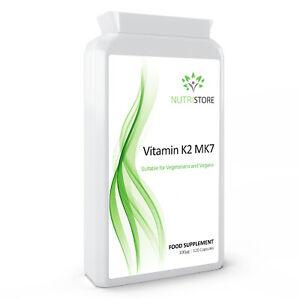 Vitamin K2 MK7 Helps in Maintaning Strong Bone120 Capsules