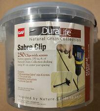 Sabre Clips - Deck fasteners (250 pc bucket)
