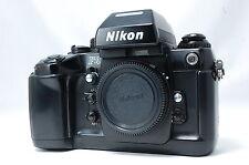 Nikon F4 35mm SLR Film Camera  Body Only  SN2589257  **Excellent+**