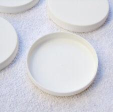 12 couvercles pour pots de yaourt en verre type La Laitière |C56