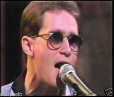 MARSHALL CRENSHAW RARE PROMO VIDEO 1982 3/4IN CASSETTE WARNER BROS LIVE WOW