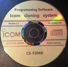 Icom CS-F3060 for the IC-F3061/F3062/F3063/F4061/F4062/F4063 Revision 1.2