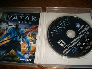 James Cameron's AVATAR The Game Playstation 3 PS3 Complete w/ Case & Manual MINT