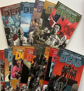 Walking Dead TPB's Vol #1 to #31 (image 2004) 31 x FN+ to VF+ issues